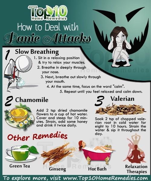 どうしよう!強烈な不安感でパニック症状になったときのセルフケア8つ,How to Deal with Panic Attacks