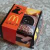 マクドナルドのイカスミバーガー&あんこパイを食べた感想[マック]