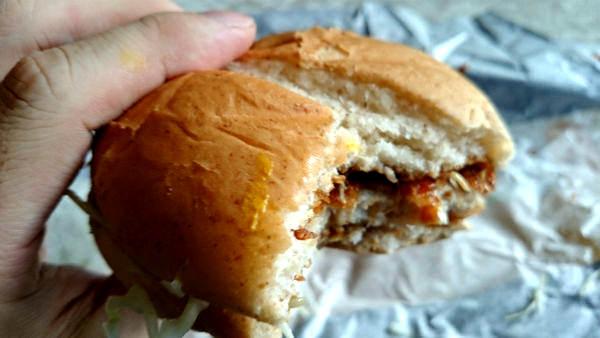 マクドナルドのとんかつマックバーガー定番メニュー