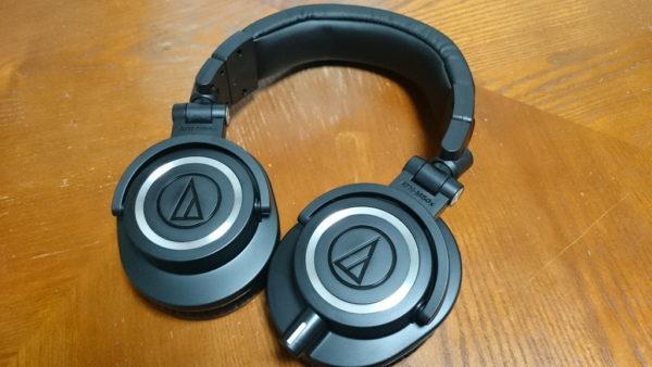 audio-technica ATH-M50x ブラック