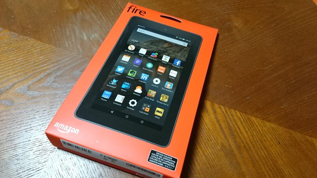 Fireタブレット 8gb ブラック