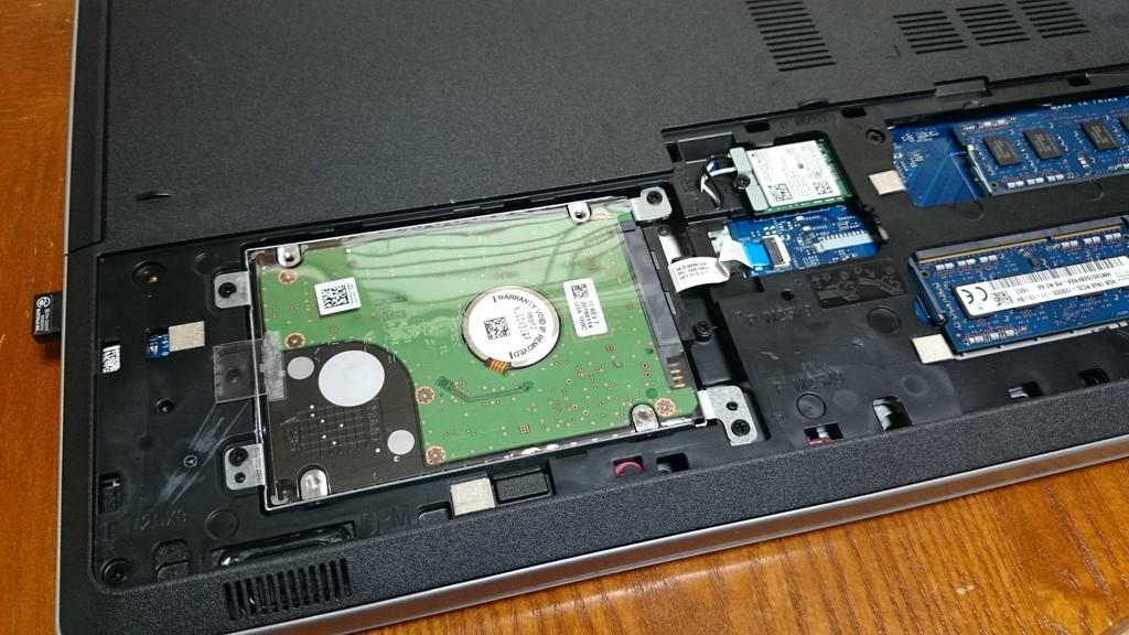 INSPIRON15 5558 HDD メモリ LAN