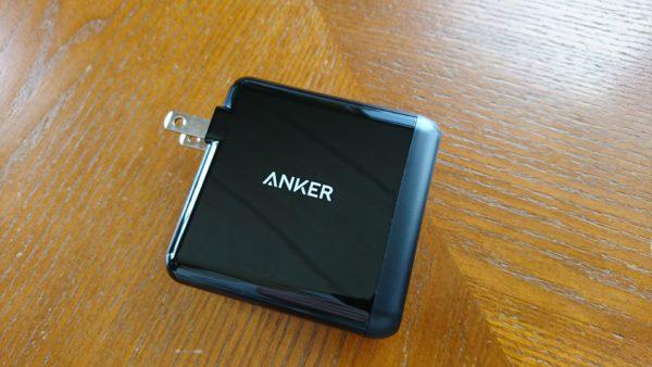 自作充電スタンド Anker powerport 4