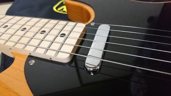 Squier Affnity Telecaster ピックアップ