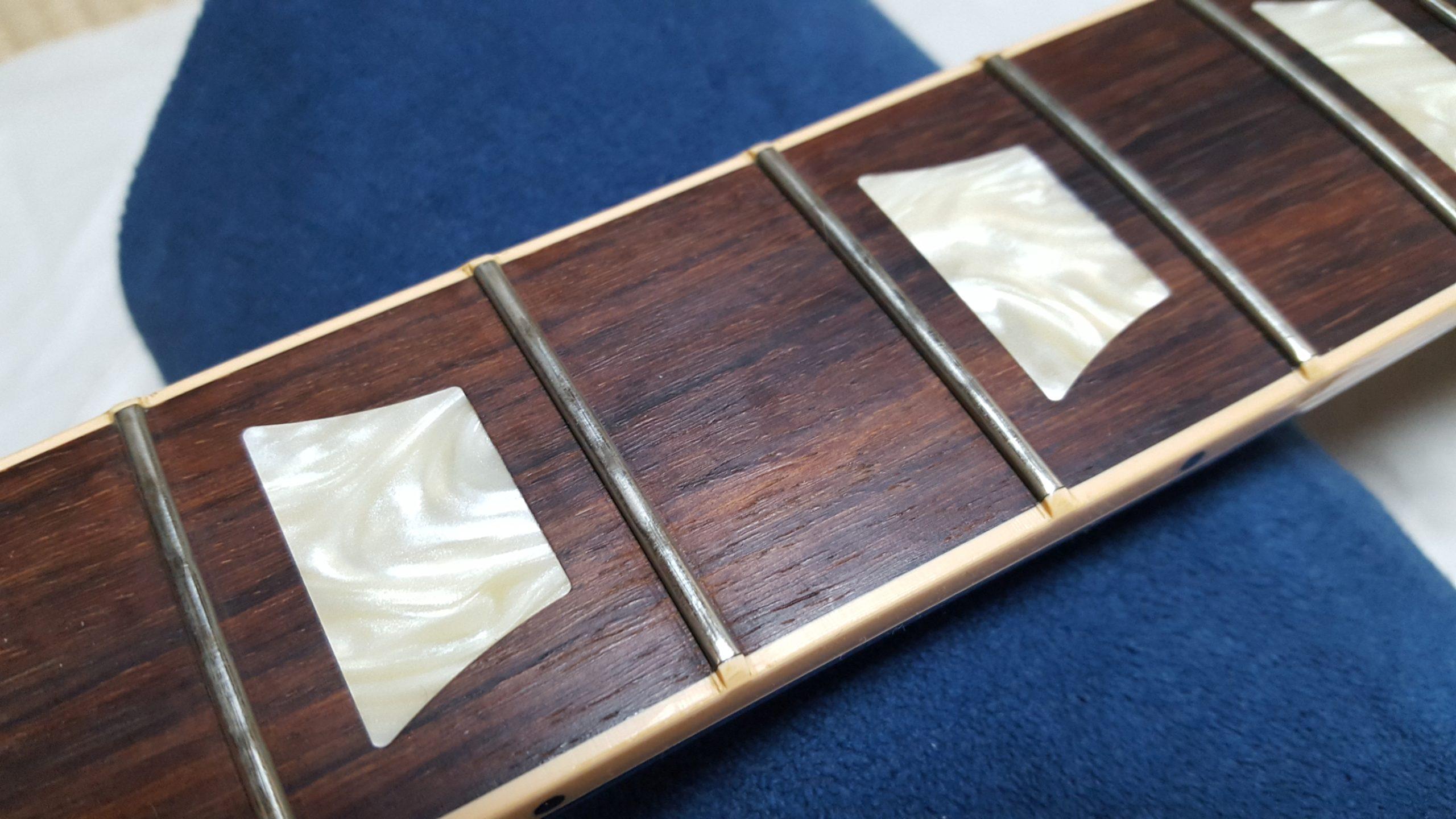 YAMAHA メタルクロス フレット磨き フレット