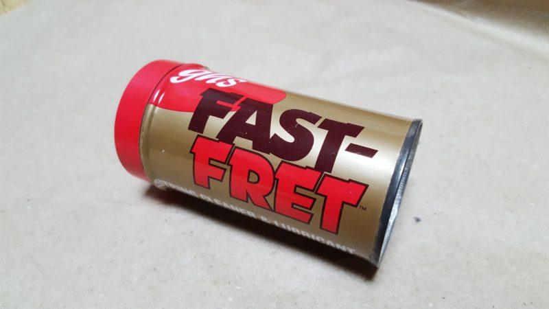 指板潤滑剤 GHS FAST-FRET