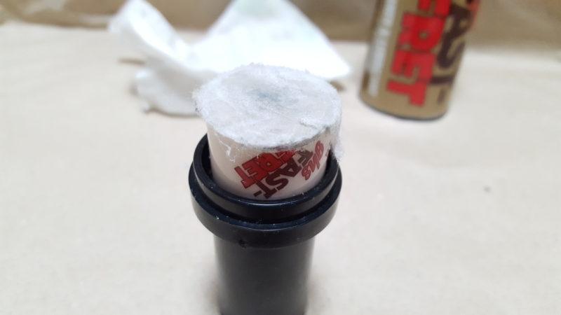 指板潤滑剤 GHS FAST-FRET アプリケーター