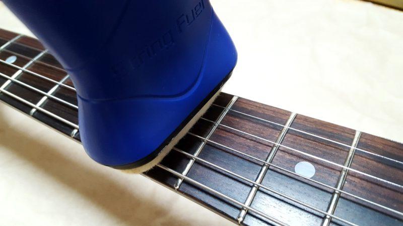 指板潤滑剤 MUSIC NOMAD STRING FUEL MN109 塗り方